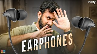 Ear Phones || Wirally Originals || Tamada Media