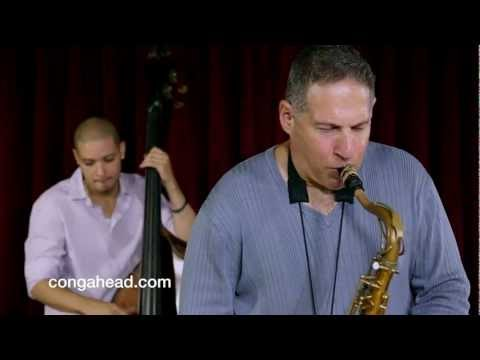 Mitch Frohman's Latin - Jazz Quartet Performs Mongo's Groove