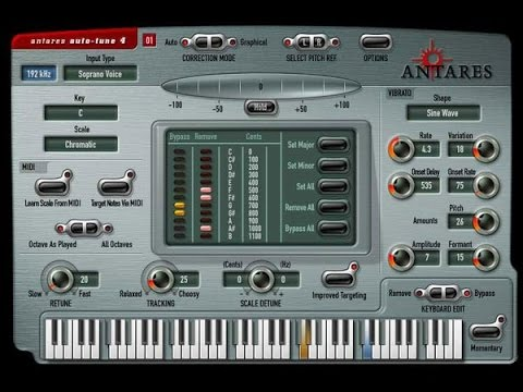 Download Autotune Antares Vst