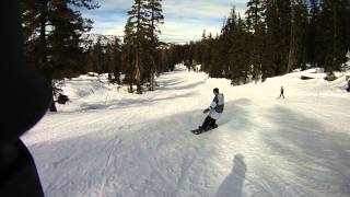 Gambar cover Snowboarding at Sierra-at-Tahoe