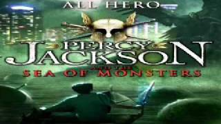 Percy Jackson 2 - Percy Jackson And The Sea Of Monsters (audiobook) - Rick Riordan