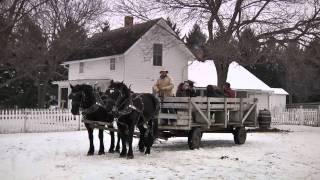 Living History Farms - 1900 Farm Historic Dinner - TV Spot