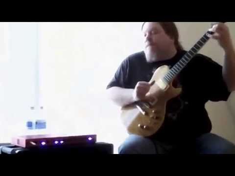 "Ben Lacy plays a cover of Rush's ""YYZ"""