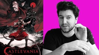 Castlevania Netflix: FINALLY A Good Video Game Adaptation?