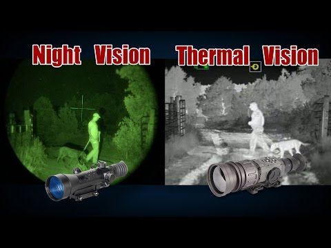 Thermal and Night Vision Breakdown by ATN and Fred Eichler