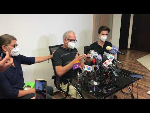 Hermano de Xavier Ortiz habla sobre la muerte del cantante