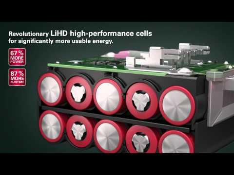 Metabo LiHD-Technology (english)