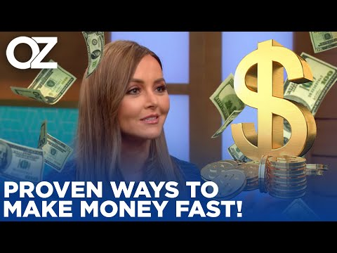 The Science Of The Side Hustle: Proven Ways To Make Money Fast!