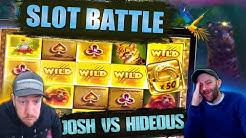 FRUITY SLOTS VS HIDEOUS SLOTS BATTLE SPECIAL!!