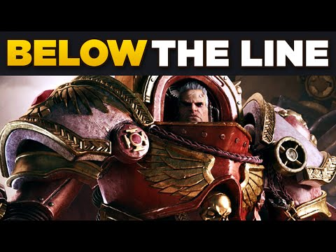 BELOW THE LINE [7] - VISUAL WAR - Integrity, DOW3, 100K subs