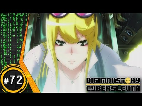 Digimon Story Cyber Sleuth Ep 72: Alphamon Arrives (Crusader