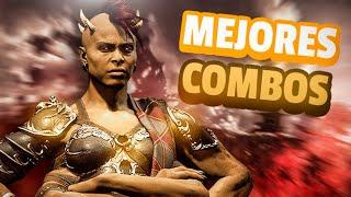😍 SHEEVA TIENE COMBAZOS (MUY ROTA) - Mortal Kombat 11