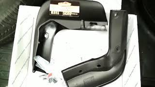 Оригинальные новые передние брызговики Volkswagen Jetta 15- 5C6075111