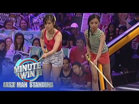Go The Distance | Minute To Win It - Last Teen Standing
