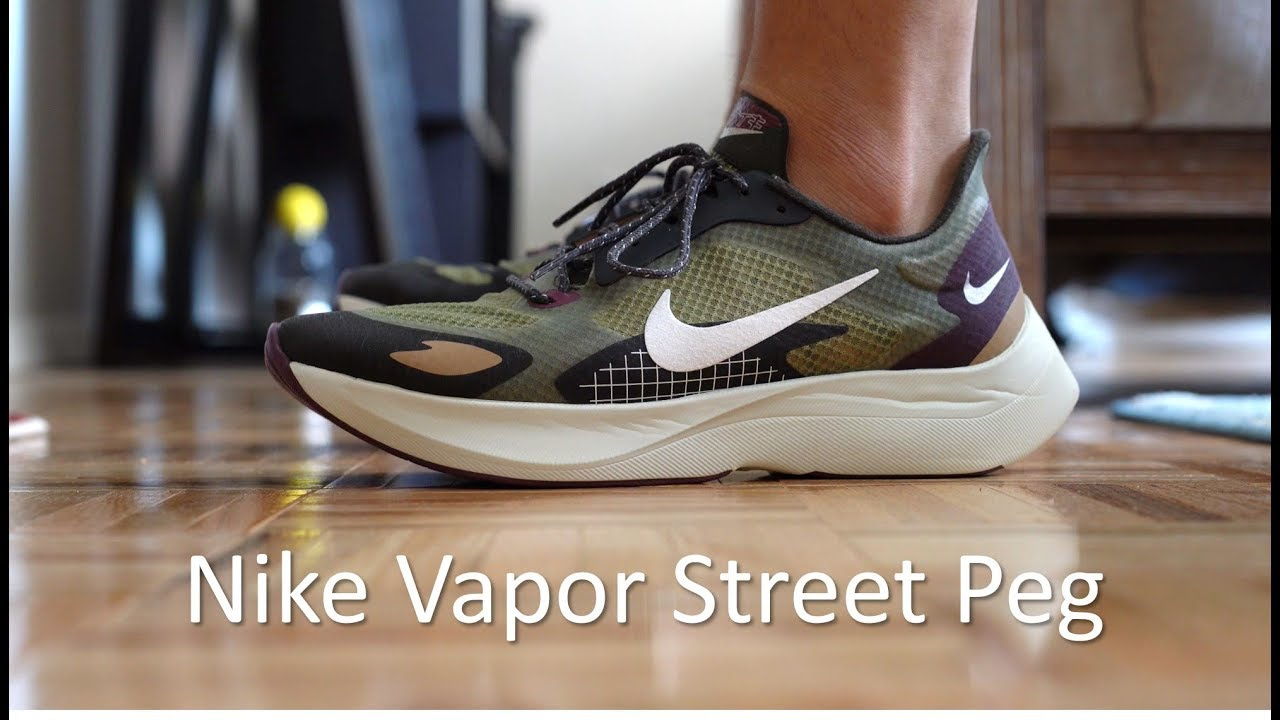Nike Vapor Street Peg ReviewOn Feet
