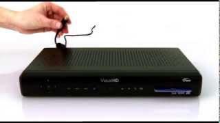 Installation av Viasat digitalbox Pace DS830NV - Instruktionsfilm
