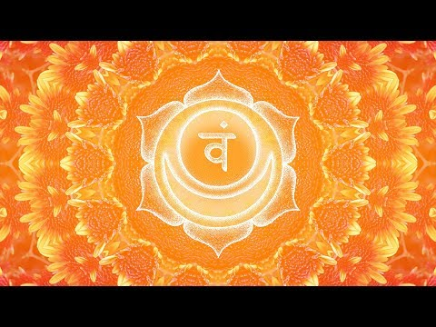 SACRAL CHAKRA Sleep Meditation ✧ Remove Emotional Blockages ✧ Balancing & Healing Chakra Sleep Music