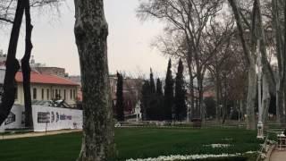 Istanbul Gulhane Park