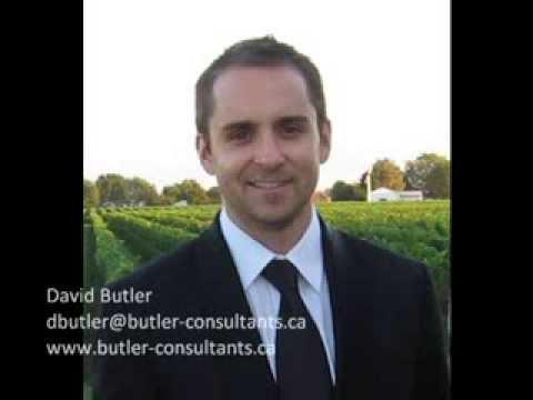 Interview Elevator Pitch David Butler