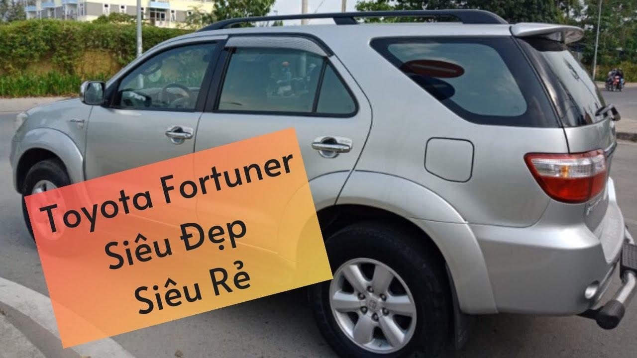 Mua Bán Xe Ô Tô Cũ Toyota Fortuner 2010 Giá Rẻ Toàn quốc