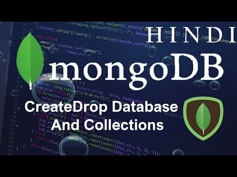 mongodb-tutorial-#2-createdrop-database-and-collections-(-हिन्दी)