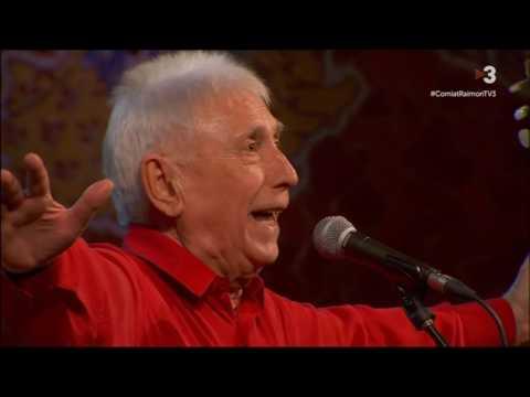 """Raimon, comiat al Palau - """"Al vent""""  (TV3 - Última cançó del comiat)"""