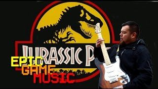Jurassic Park Medley Music Video // Epic Game Music