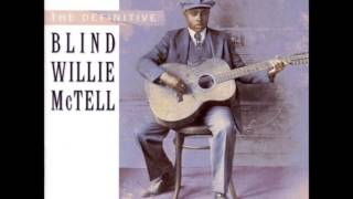 Blind Willie McTell - Dying Crapshooters Blues