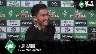 """""""Hier ist einiges los"""": Nuri Sahin und seine ersten Tage in Bremen"""