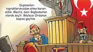 Mustafa Kemal Atatürk'ün Hayatı
