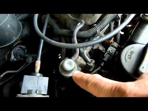 Kia Spectra Idle Air Control Fix Rough Idle Funnydog Tv