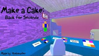 ROBLOX Make A Cake mit adri527 ADRI BE FLYIN'!