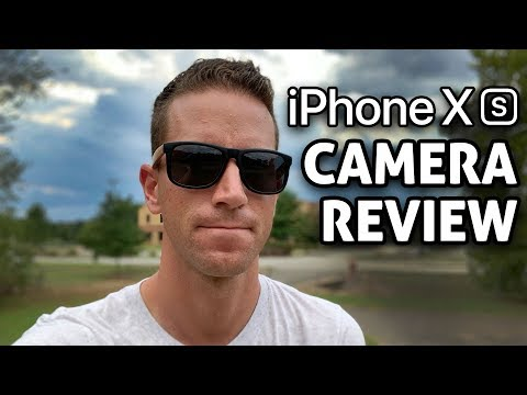 IPhone XS  In-Depth Camera Review!