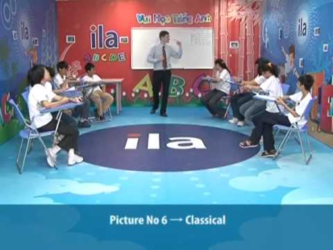 ILA - Vui Hoc Tieng Anh - Lesson: Movies & Music