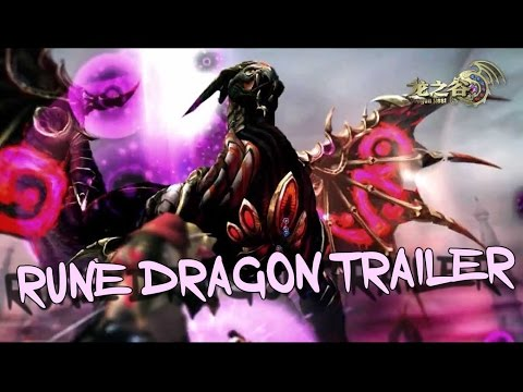 Dragon Nest New Update - Rune Dragon trailer