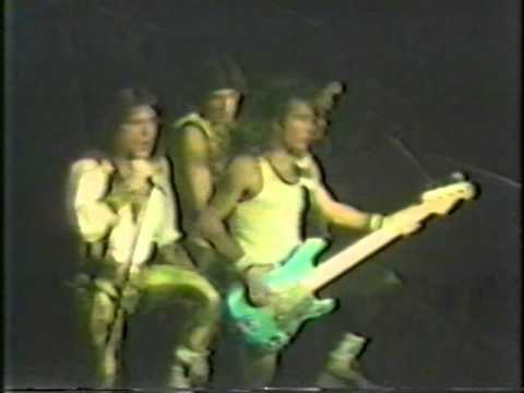 Iron Maiden - Live 1987 - (Somewhere On Tour, Philadelphia)