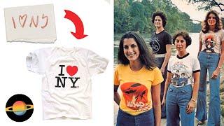 10 rzeczy, których nie wiedzieliście o T-shirtach