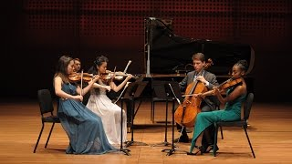 Schumann Quintet in E flat major, Op. 44, I. Allegro brillante