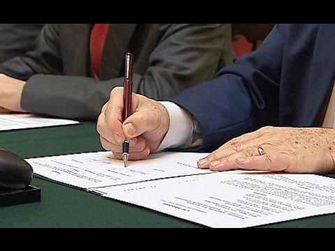 List intencyjny w sprawie północnej obwodnicy Mielca