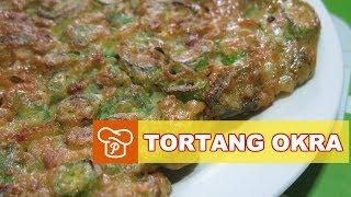 How to Cook Tortang Okra - Panlasang Pinoy Easy Recipes