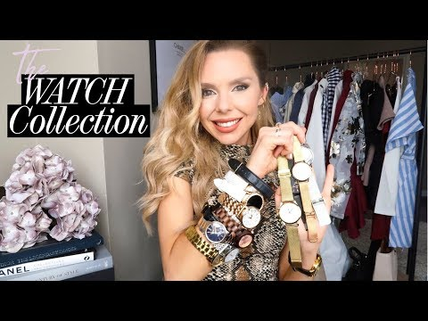 MY WATCH COLLECTION // Ladies Timepieces 2018