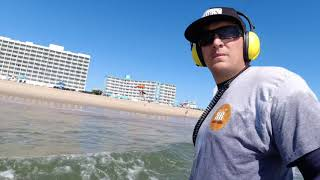 Virginia BEACH!! METAL DETECTING FOR LOST GOLD!