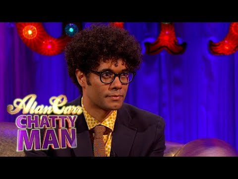 Richard Ayoade  Full  on Alan Carr: Chatty Man