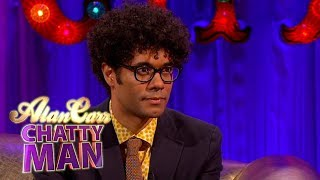 Richard Ayoade - Full Interview on Alan Carr: Chatty Man