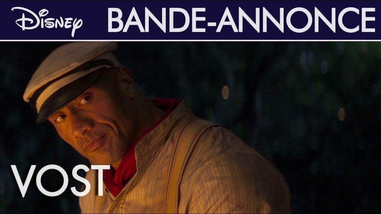 Download Jungle Cruise - Nouvelle bande-annonce (VOST)   Disney