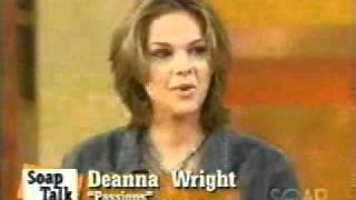 Video Passions: Deanna Wright (Kay Bennett) on soap talk download MP3, 3GP, MP4, WEBM, AVI, FLV Oktober 2017