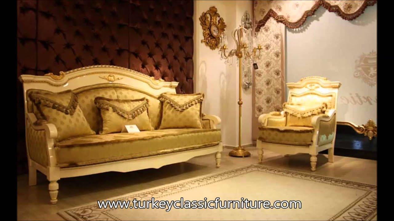 Luxury Sofa Sets
