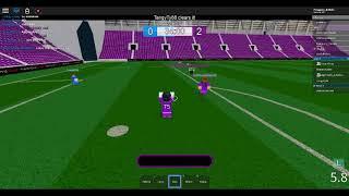 Ro Evolution Soccer Episode 1 Part 1 (Roblox)