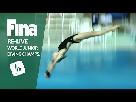 Re-Live - Day 3 Final - FINA World Junior Diving Championships 2016 - Kazan (RUS)