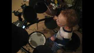 rush big money 5 year old self taught drummer jaxon smith